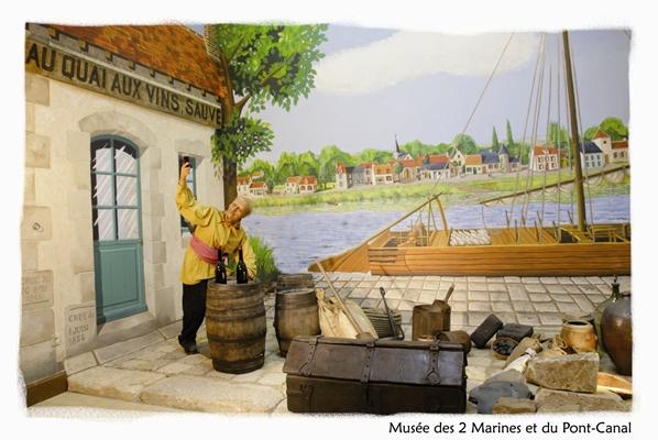 Musée des deux marines et du pont-canal