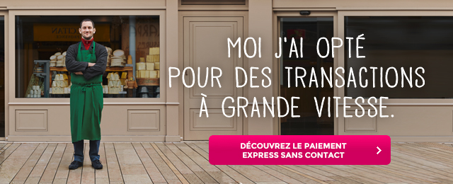 Paiement Express Sans Contact Professionnels
