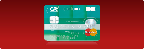 Credit Agricole De Champagne Bourgogne Mastercard Cartwin Tous